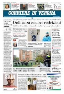 Corriere di Verona – 23 ottobre 2020