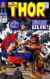The Mighty Thor v1 137