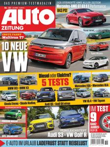 Auto Zeitung – 01. September 2021