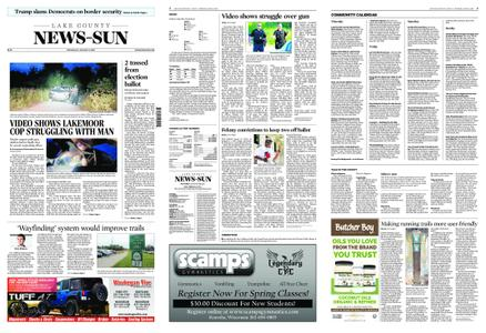 Lake County News-Sun – January 09, 2019