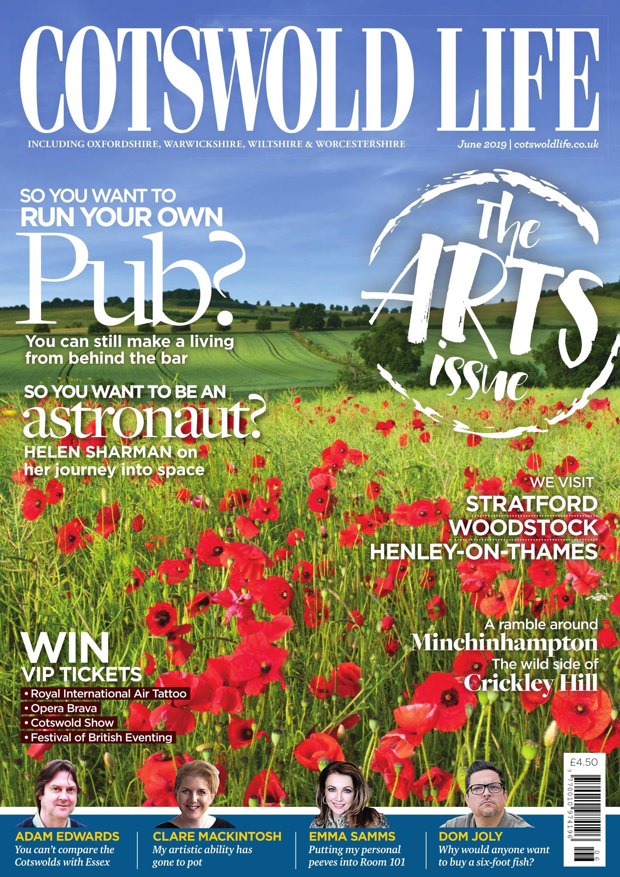 Cotswold Life – June 2019
