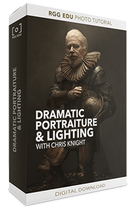 Dramatic Portraiture with Chris Knight (2017)