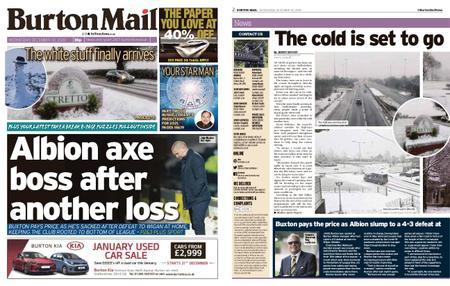 Burton Mail – December 30, 2020
