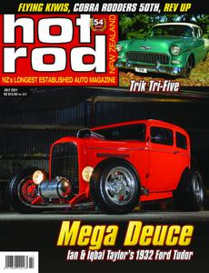 NZ Hot Rod - July 2021