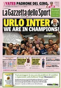 La Gazzetta dello Sport - 21 Maggio 2018