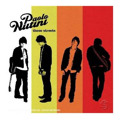 Paolo Nutini : These Streets (2006)