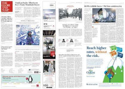 The Globe and Mail – February 02, 2018