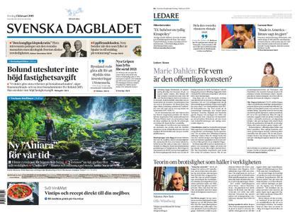 Svenska Dagbladet – 01 februari 2019