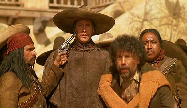 Three AMIGOS! (1986) Repost