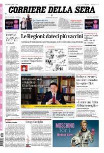 Corriere della Sera - 2 Aprile 2021