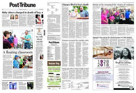 Post-Tribune – June 13, 2018