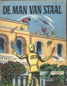 Archie De Man Van Staal - 02 - De Juwelenfeesten In India