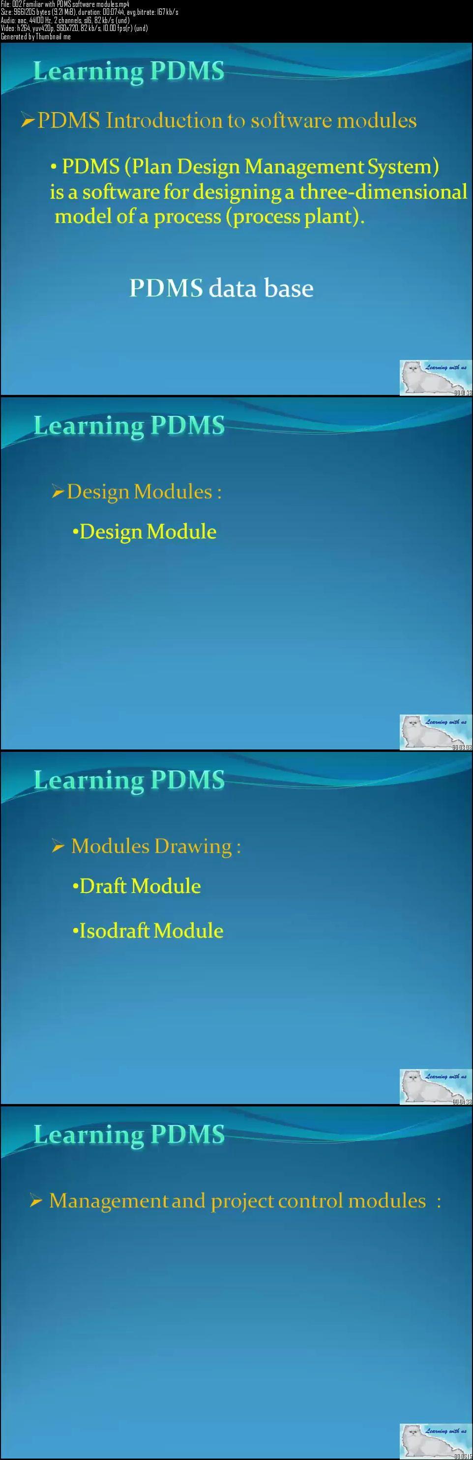 Udemy Pdms Plant Design Management System As 3d Plant Design Avaxhome