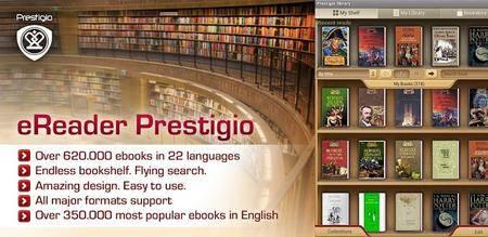 eReader Prestigio: Book Reader Full v6.0.0 (1004967) Final