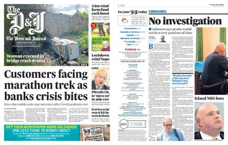 The Press and Journal Moray – May 28, 2020