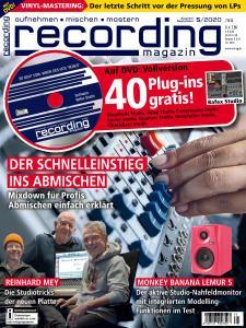 Recording Magazin - August-September 2020