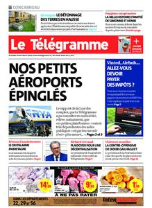 Le Télégramme Concarneau – 06 février 2020