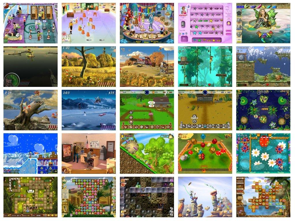 Картинки список игр алавар