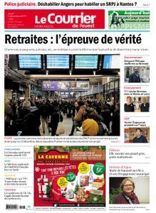 Le Courrier de l'Ouest Nord Anjou – 05 décembre 2019