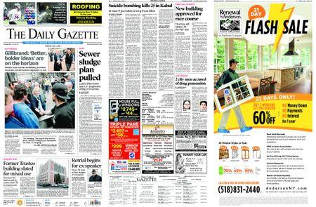 The Daily Gazette – May 01, 2018