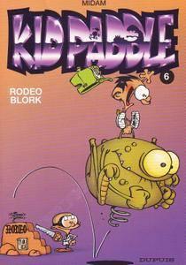 Kid Paddle - 06 - Rodeo Blork