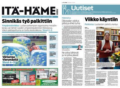 Itä-Häme – 17.09.2019