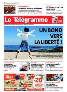 Le Télégramme Brest Abers Iroise – 29 mai 2020