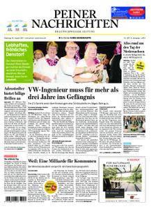 Peiner Nachrichten - 26. August 2017