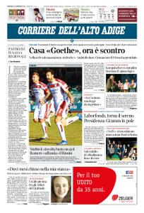 Corriere dell'Alto Adige – 24 febbraio 2019