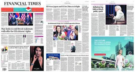 Financial Times Europe – September 22, 2017