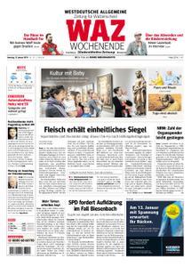 WAZ Westdeutsche Allgemeine Zeitung Wattenscheid - 12. Januar 2019