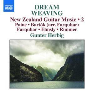 Gunter Herbig - Dream Weaving: New Zealand Guitar Music, Vol. 2 (2017)