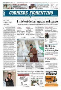 Corriere Fiorentino La Toscana - 17 Ottobre 2017