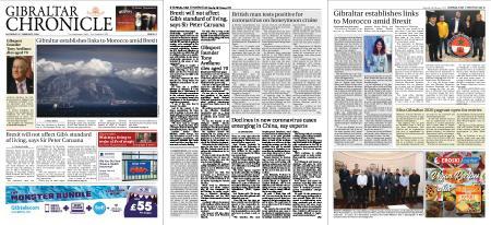 Gibraltar Chronicle – 08 February 2020