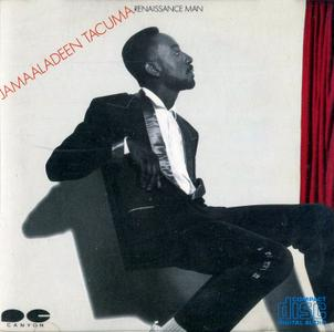 Jamaaladeen Tacuma - Renaissance Man (1984) {1985, Japan 1st Press}