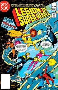Legion of Super-Heroes 278 digital LP