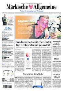 Neue Oranienburger Zeitung - 12. Juli 2019
