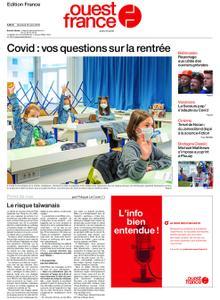 Ouest-France Édition France – 26 août 2020