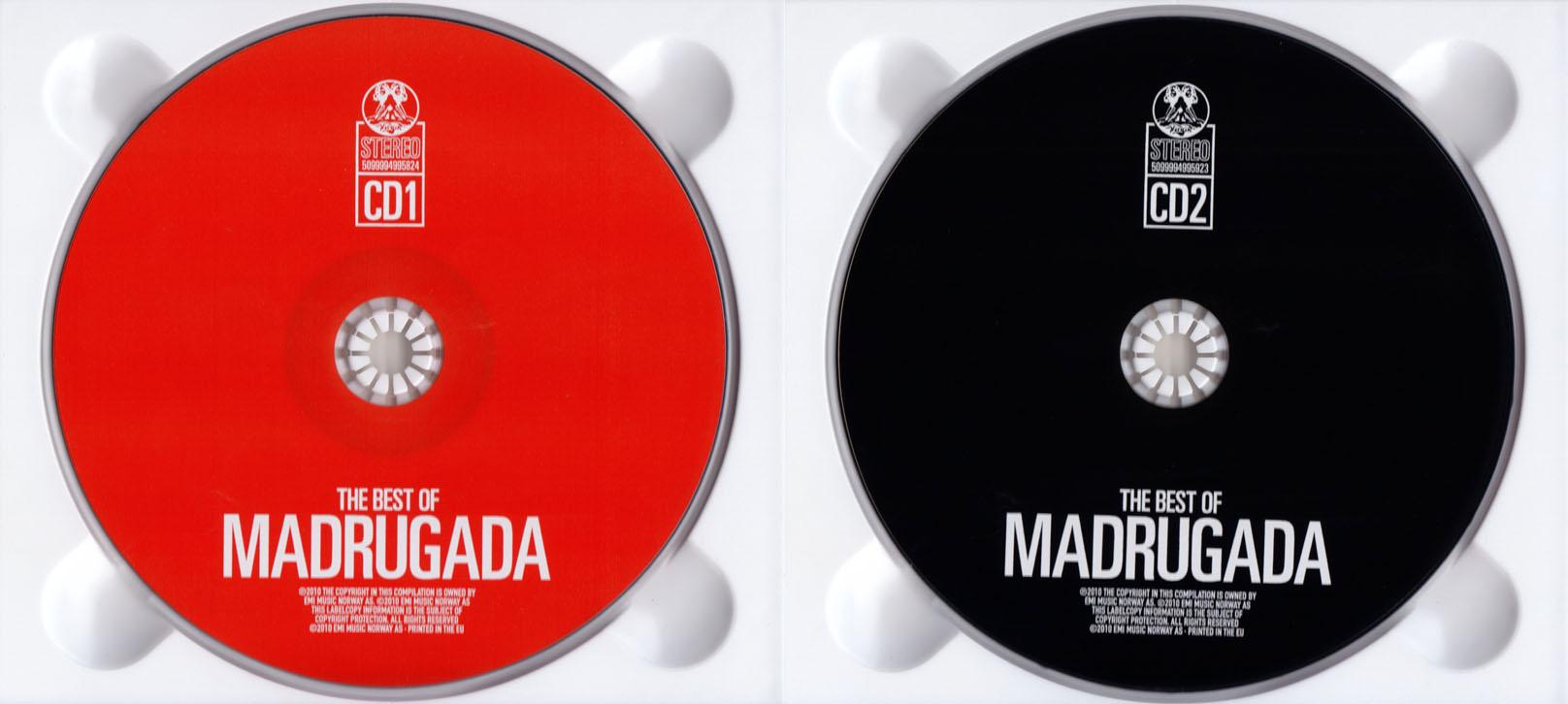 Madrugada - The Best Of Madrugada (2010) 2CD