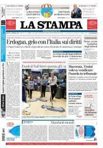 La Stampa Imperia e Sanremo - 6 Febbraio 2018