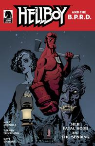 Hellboy and the B P R D-Her Fatal Hour and the Sending 2020 digital Son of Ultron