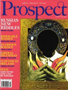 Prospect Magazine - November 1995
