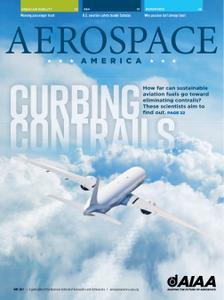 Aerospace America - May 2021