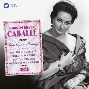 Montserrat Caballe - Great Operatic Recordings (2009) (4 CDs Box Set)