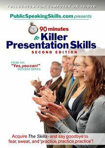 90 Minutes to Killer Presentation Skills [repost]