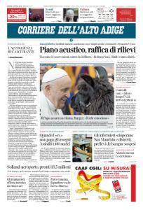 Corriere dell'Alto Adige - 12 Aprile 2018