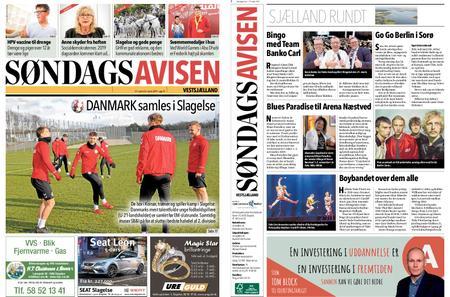 Søndagsavisen Vestsjælland – 21. marts 2019