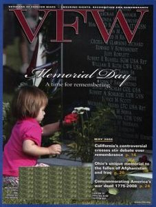 VFW - The Magazine of Veterans of Foreign Wars (May 2008)