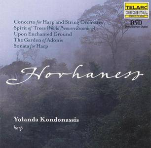 Yolanda Kondonassis - Music of Alan Hovhaness (2000) (Repost)
