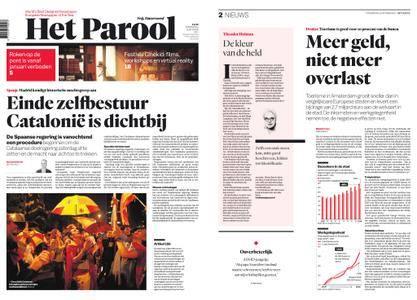 Het Parool – 19 oktober 2017